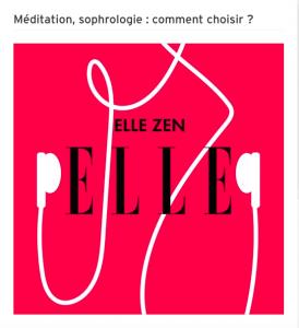 Méditation, sophrologie : comment choisir ?
